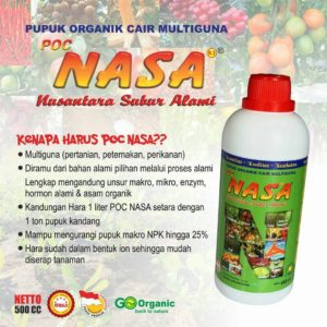 stockist nasa makassar